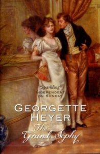 cover of Georgette Heyer's Grand Sophy