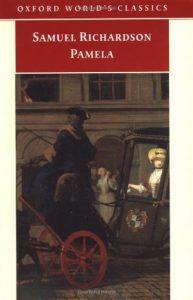 cover of Pamela, by Samuel Richardson